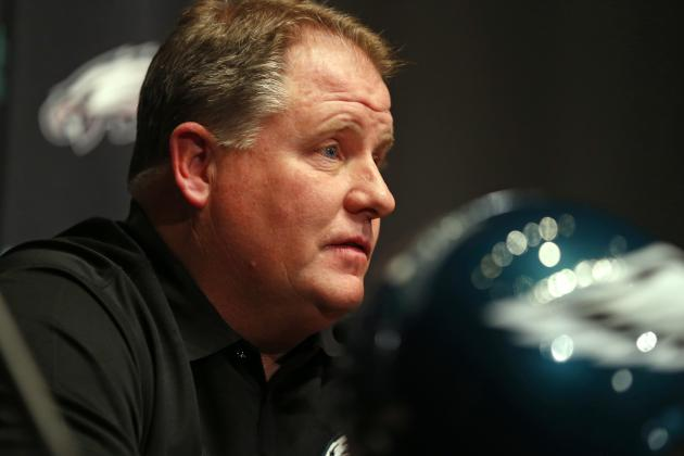 Chip Kelly's Eagles Start a Saner, Safer Camp