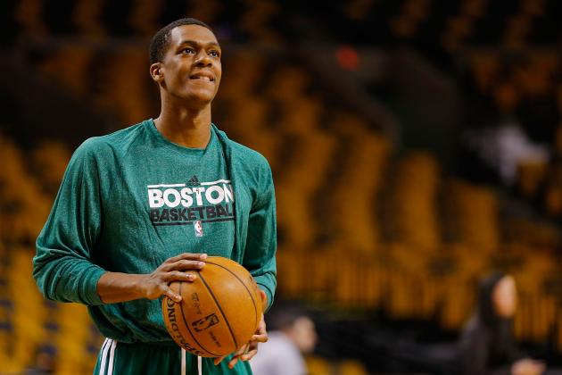 Celtics GM Danny Ainge Eyeing Opening Night for Rajon Rondo's Return