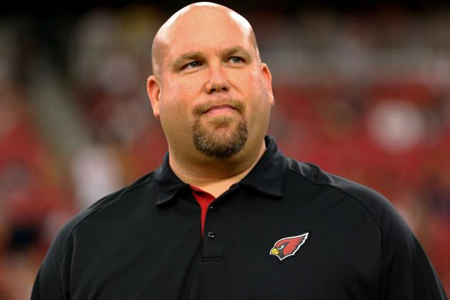 Steve Keim Confident in His Abilities as Arizona Cardinal's New GM