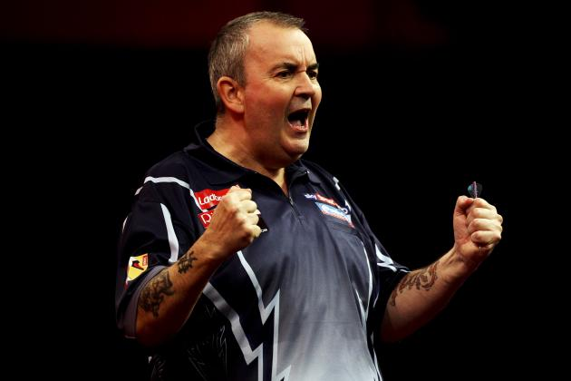 Darts World Matchplay 2013 Draw: Updated Fixtures and Schedule for Tournament