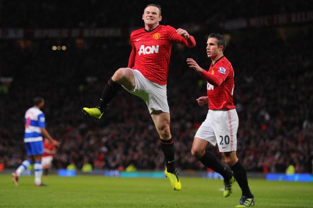 Manchester United Transfer Rumors: Will Wayne Rooney Remain with the Red Devils?