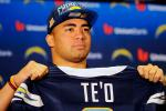 Manti Te'o Leading All NFL Rookies in Jersey Sales