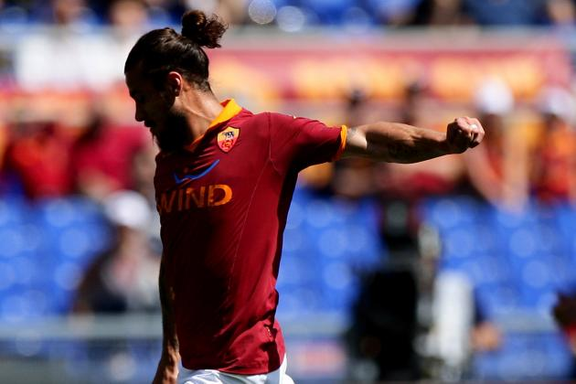 Roma Boss: Osvaldo Has Issues