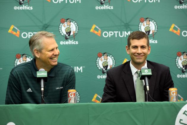 Boston Celtics Head Coach Brad Stevens Shows He's NBA Ready