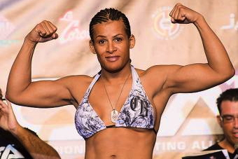 Fallon Fox Booked to Face Ashlee Evans-Smith in CFA Title Fight