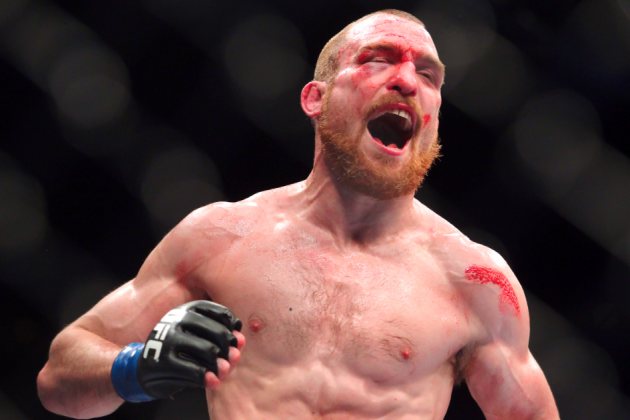 Pat Healy and Khabib Nurmagomedov Verbally Agree to UFC 165 Bout