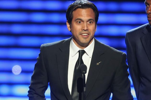 Erik Spoelstra Deserves More Credit for the Heat's Success