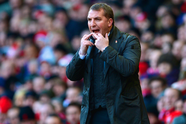 Liverpool Manager Brendan Rodgers Unlikely to Convince Luis Suarez to Stay