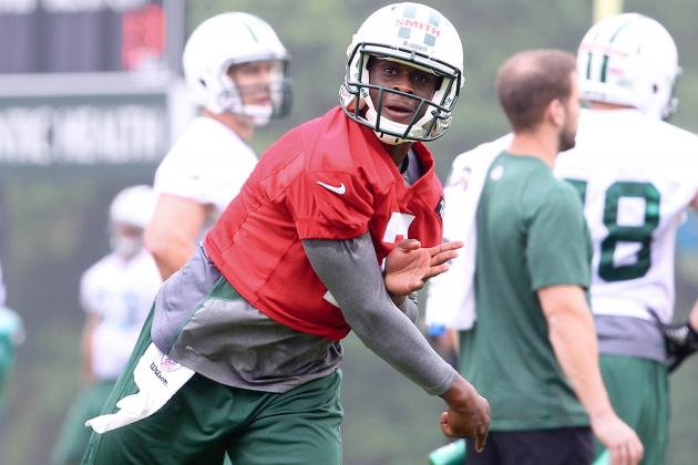 Is Geno Smith the Favorite to Win the New York Jets Starting QB Job?