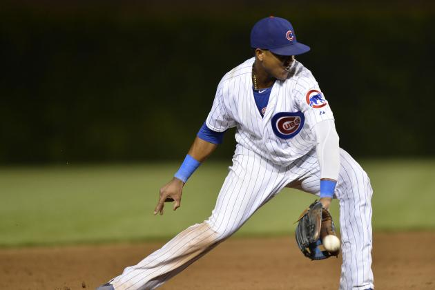Starlin Castro's Making a Comeback: 'This Second Half Is All Mine'
