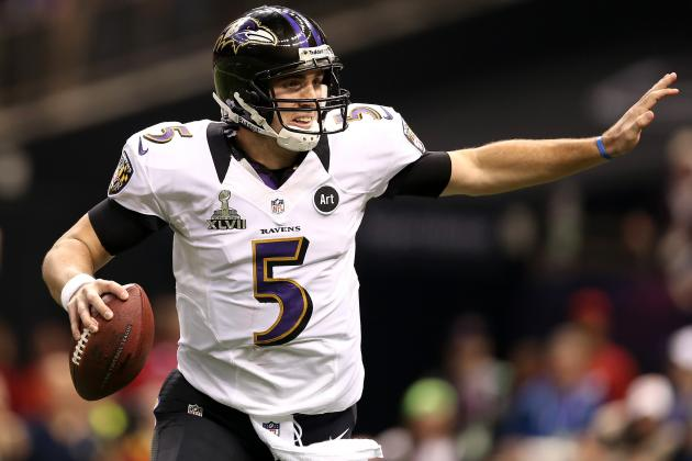 Flacco Jumps Five Spots to No. 4 on Ron Jaworski's QB Countdown