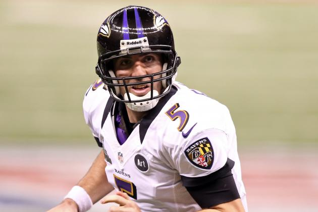 Video: Expectations for Joe Flacco