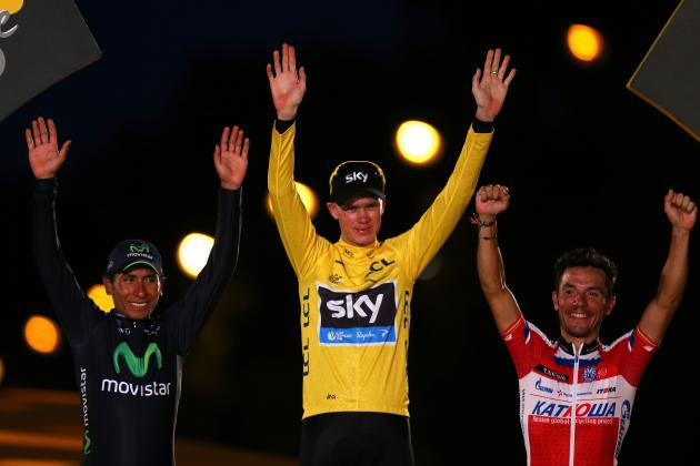 Tour De France 2013 Results: Chris Froome's Epic Victory Among Best Ever