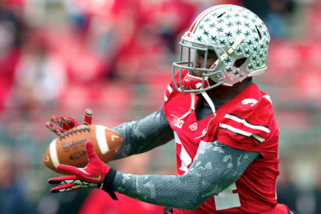Ohio State's Carlos Hyde Suspended by Buckeyes, Bradley Roby Arrested