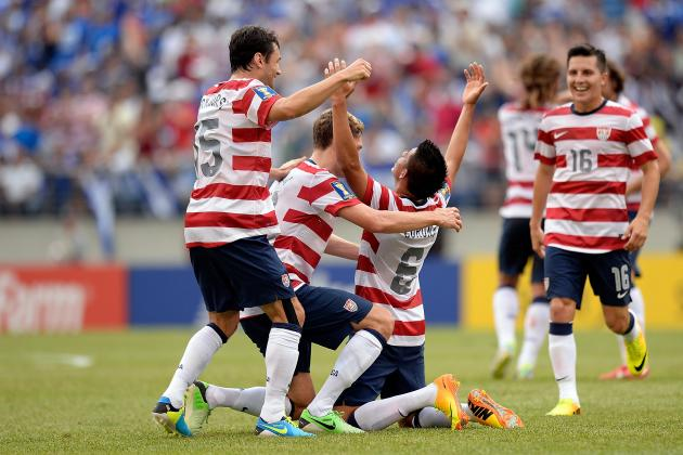Gold Cup 2013: Updated Bracket, Teams and Preview for Semifinals