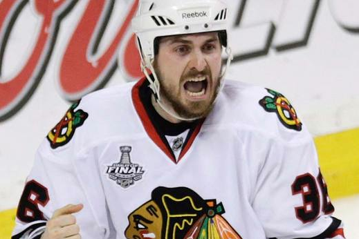 Dave Bolland Playing For A Long Term Deal In First Year With Toronto Maple Leafs