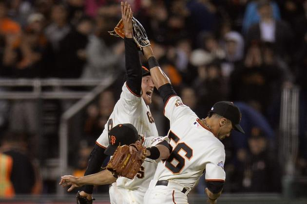 San Francisco Giants: Breaking Down Why They Are Fine in Left Field
