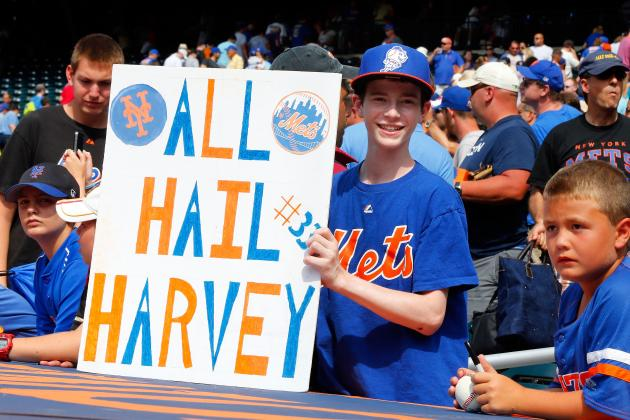 What Does Matt Harvey Still Have to Do to Become MLB's Top Pitcher?