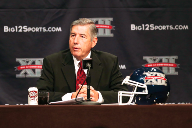 Bob Bowlsby Calls out NCAA, Talks Pay for Play and More at Big 12 Media Days