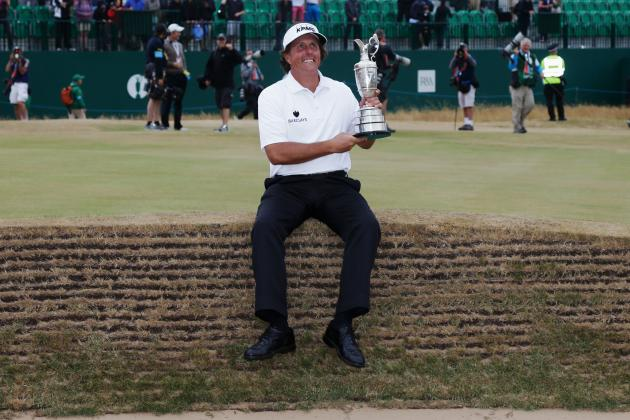 British Open 2013: Golfers Who Made Leap to Elite at Muirfield