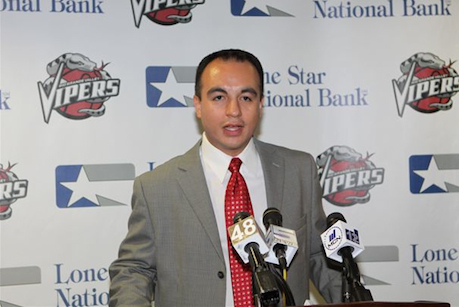 Dallas Mavericks Reportedly Hire Gersson Rosas as New General Manager