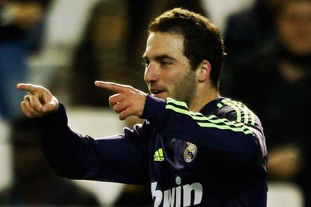 Napoli to Bid More Than £30M for Arsenal Target Higuain