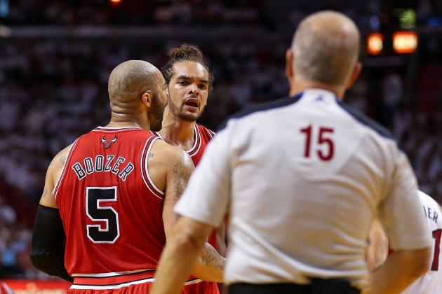 Chicago Bulls: What Are the Expectations for 2013-14 Season?