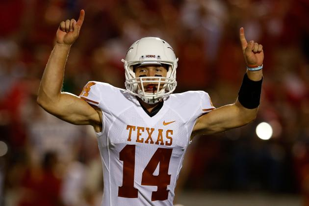 Big 12 Media Days 2013: Highlighting Top Athletes Scheduled for Day 2 Interviews