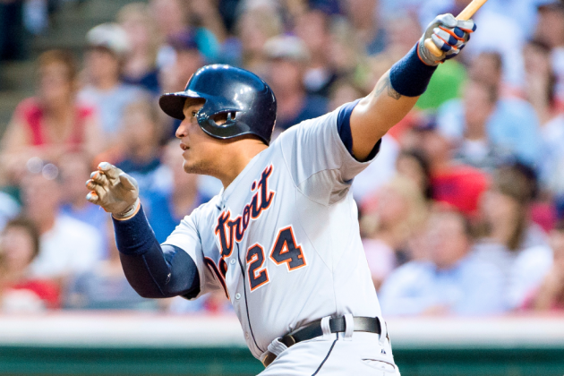 Miguel Cabrera vs. Chris Davis: Mapping out Each Star's Path to the 2013 AL MVP