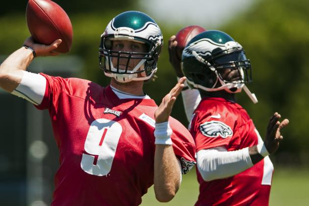 Roseman: Vick Knew There Would Be a Competition