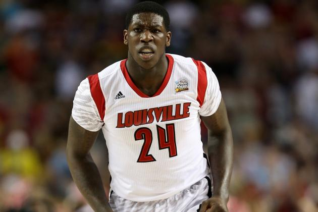 Louisville's Montrezl Harrell Fires Shots at Kentucky's Freshman