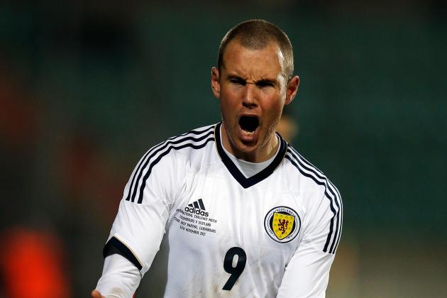 Miller Recalled as Strachan Names Scotland Squad for Wembley Clash
