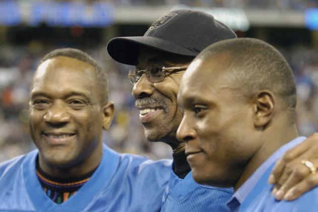 Top 5 Detroit Lions Legends We'd Want in Madden 25