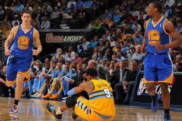 Debate: Should Klay Thompson or Harrison Barnes Start?