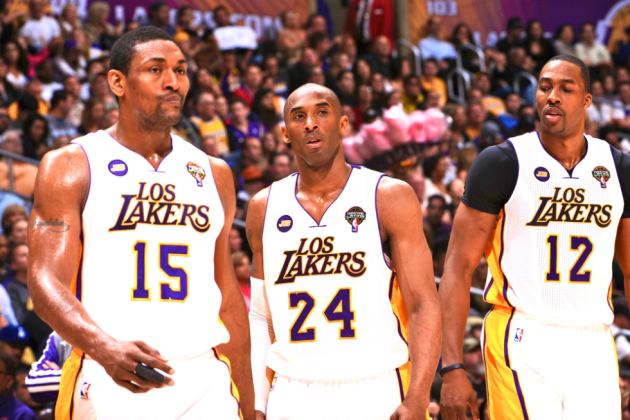Metta World Peace: Kobe Bryant's Career Plans Pushed Dwight Howard Out of LA