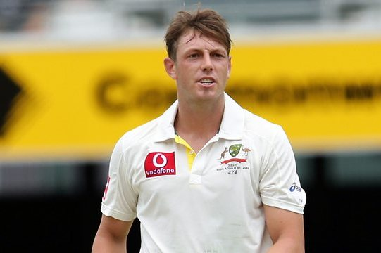 James Pattinson Ruled out vs. England with Stress Fracture