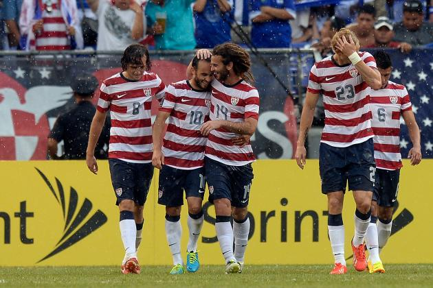 USA vs. El Salvador: Breaking Down Top American Perfomers in Dominant Win