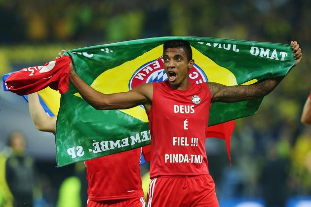 Arsenal Transfer Rumours: Gunners Should Focus Efforts on Luiz Gustavo