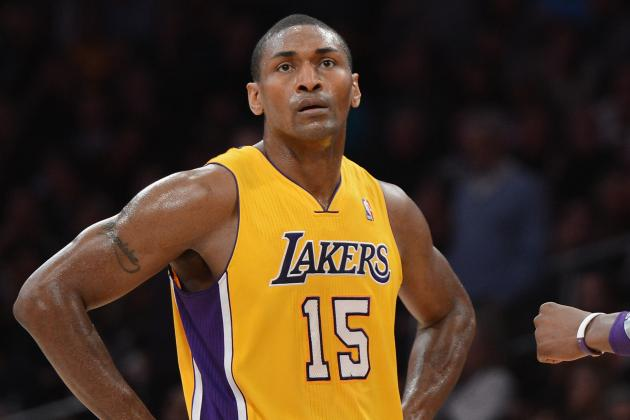 Breaking Down Metta World Peace's Fit with Knicks