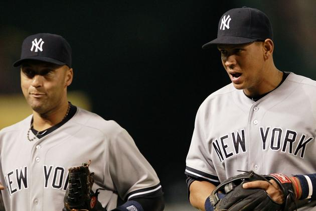 Can Yanks' Rodriguez and Jeter Be Effective Again After Recent Injury Setbacks?