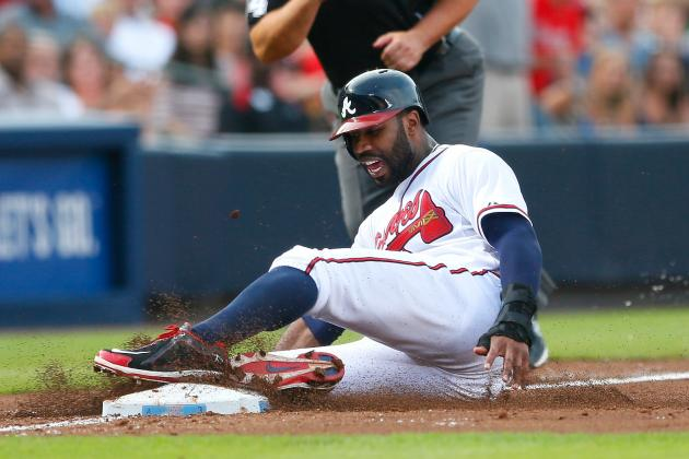 Jason Heyward Returns Tonight vs. Mets