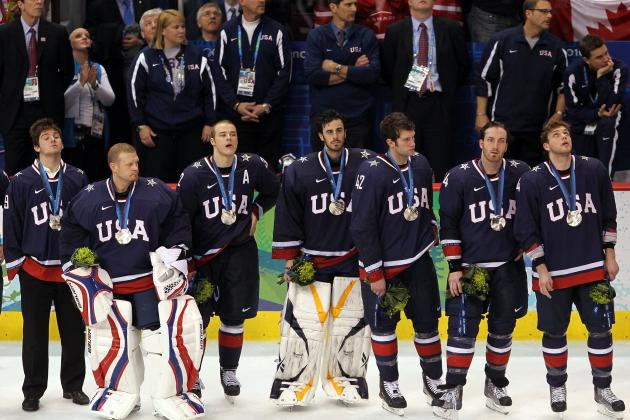 USA Hockey Announces Orientation Camp Roster for 2014 Winter Olympics