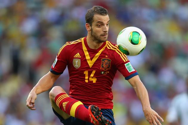 Liverpool: Is Signing Roberto Soldado the Answer to Replace Luis Suarez?
