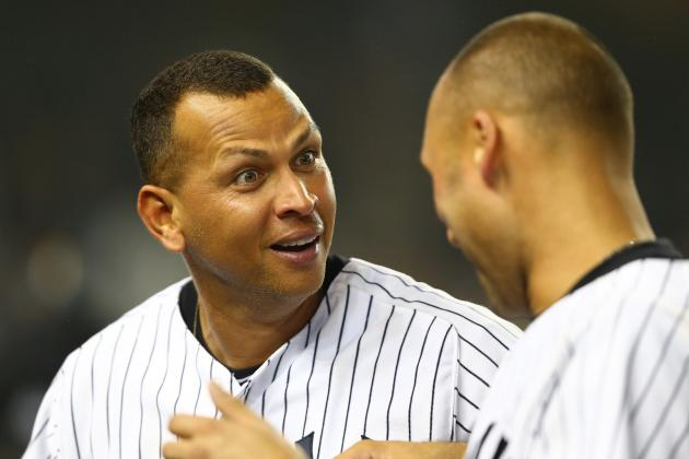 Analyzing Why Yankees Need Extra Insurance for A-Rod/Jeter After Recent Injuries