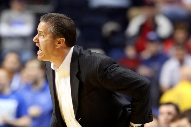 "Calipari: ""If You Kill One of Mine, I Burn Your Village"""