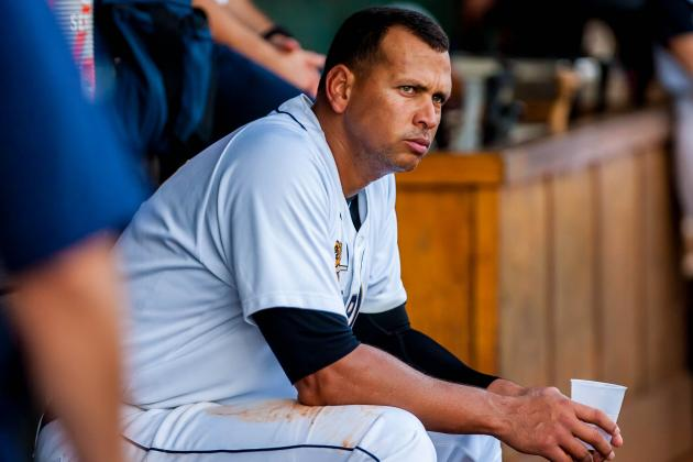 Have We Seen the Last of Alex Rodriguez in Major League Baseball?