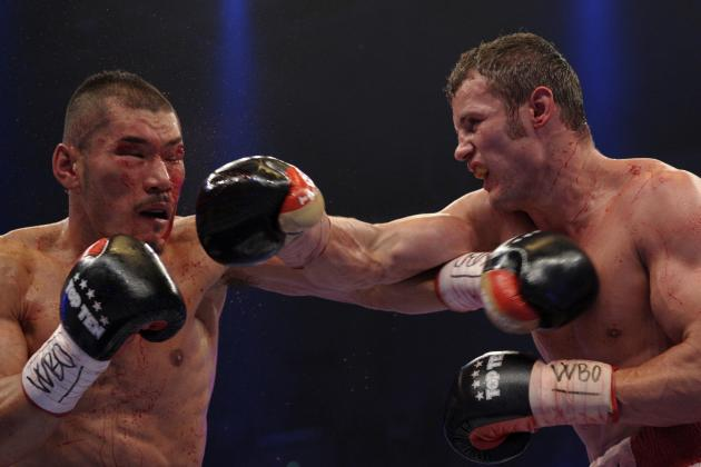 Stieglitz Victory over Kiyota Changed to TKO