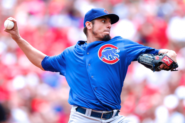 Matt Garza to Rangers: Cubs Reportedly Trade Star SP to Texas