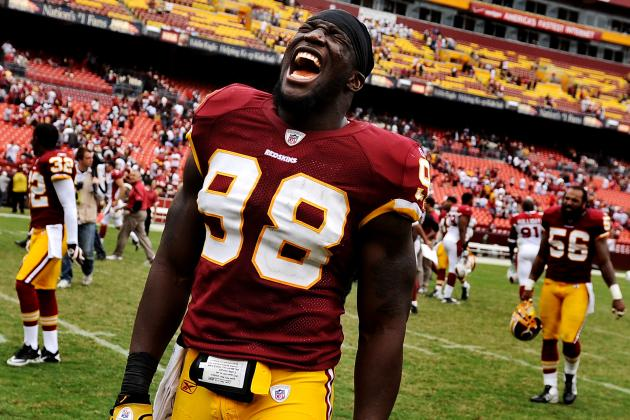 Redskins Said to Be Intent on Signing Orakpo to Extension
