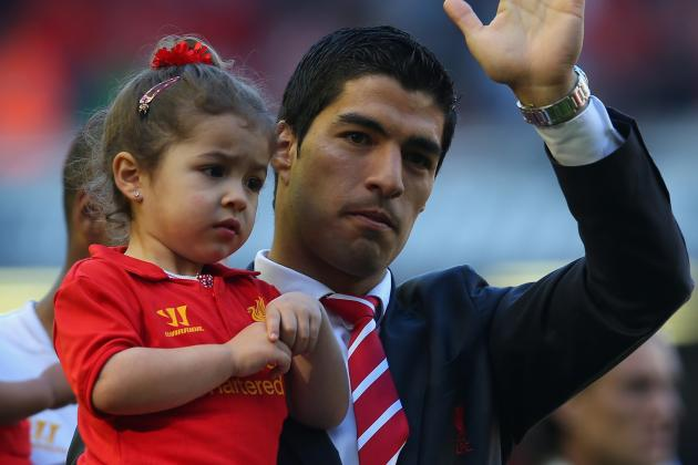 Arsenal Ready to Bid £40million for Luis Suarez
